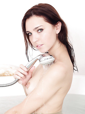 Errotica-Archives  Oliviana  Bath, Softcore, Shower, Erotic